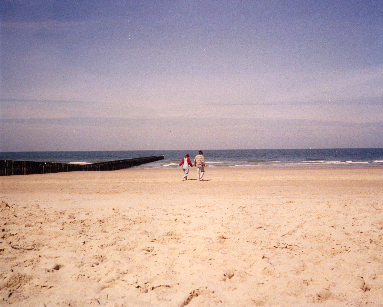 Sand, Sonne, Meer. Groede 1992