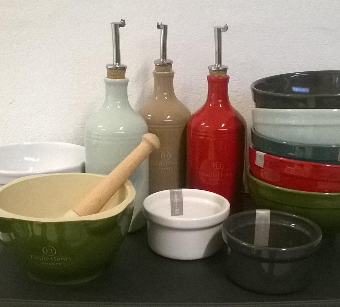 Mit Produkten von Emile Henry ist das ganze Jahr Pottbäckermarkt