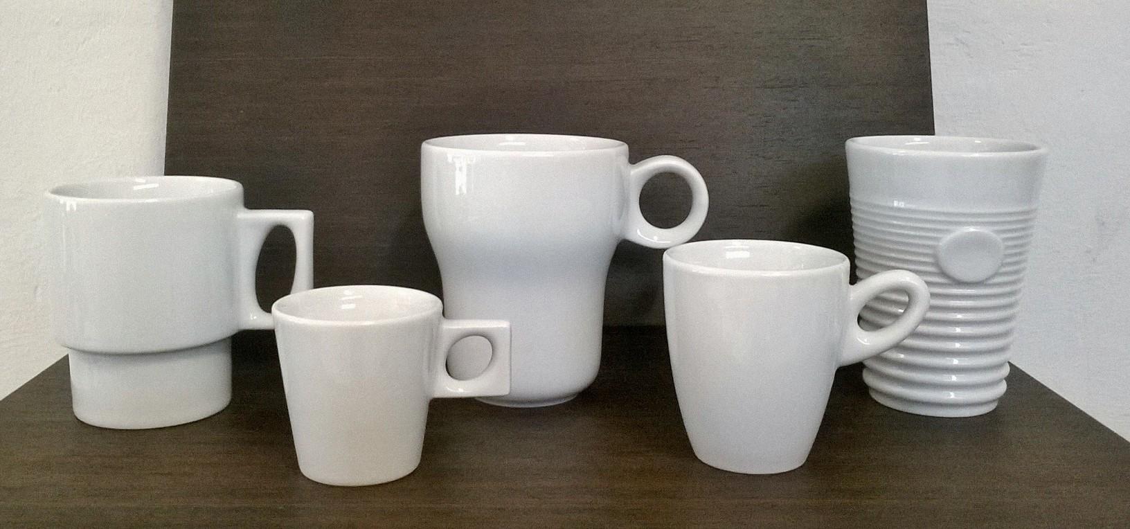 Von der Espressotasse bis zum Kaffeepott: Walküre fertigt in jeder Form alle Größen in der gleichen tollen Qualität und den richtigen Proportionen. Einmal in die Hand genommen möchte man nicht mehr loslassen.